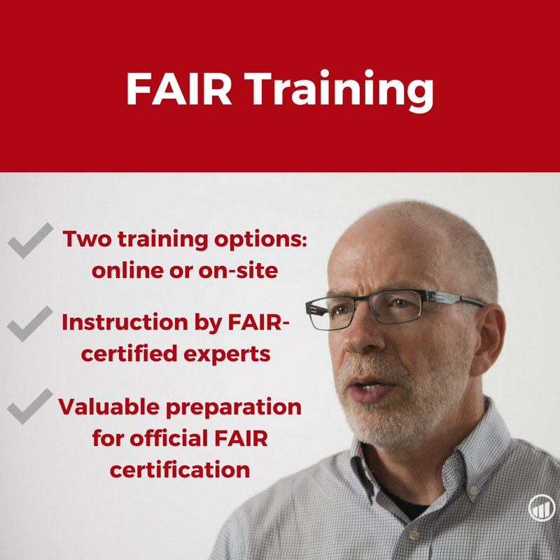 With an online option now available, there's no reason to miss out on our #FAIR training course: https://t.co/CRTM4OdDKL #FAIRTraining https://t.co/jWeSmqy5k8