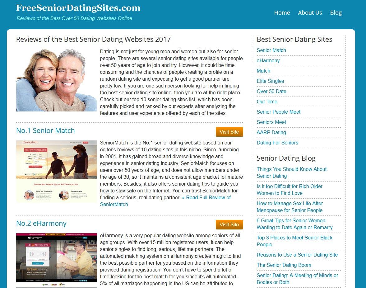 AARP dating over 50