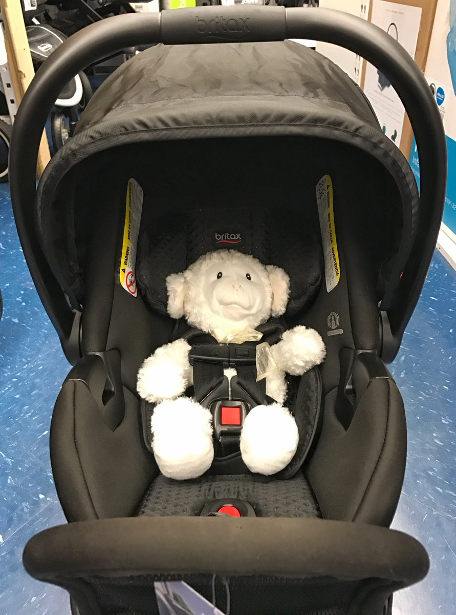 Sara On Twitter We The New Britax Endeavours BuybuyBABY Its ONLY Rear Facing Infant Carseat W An Anti Rebound Bar