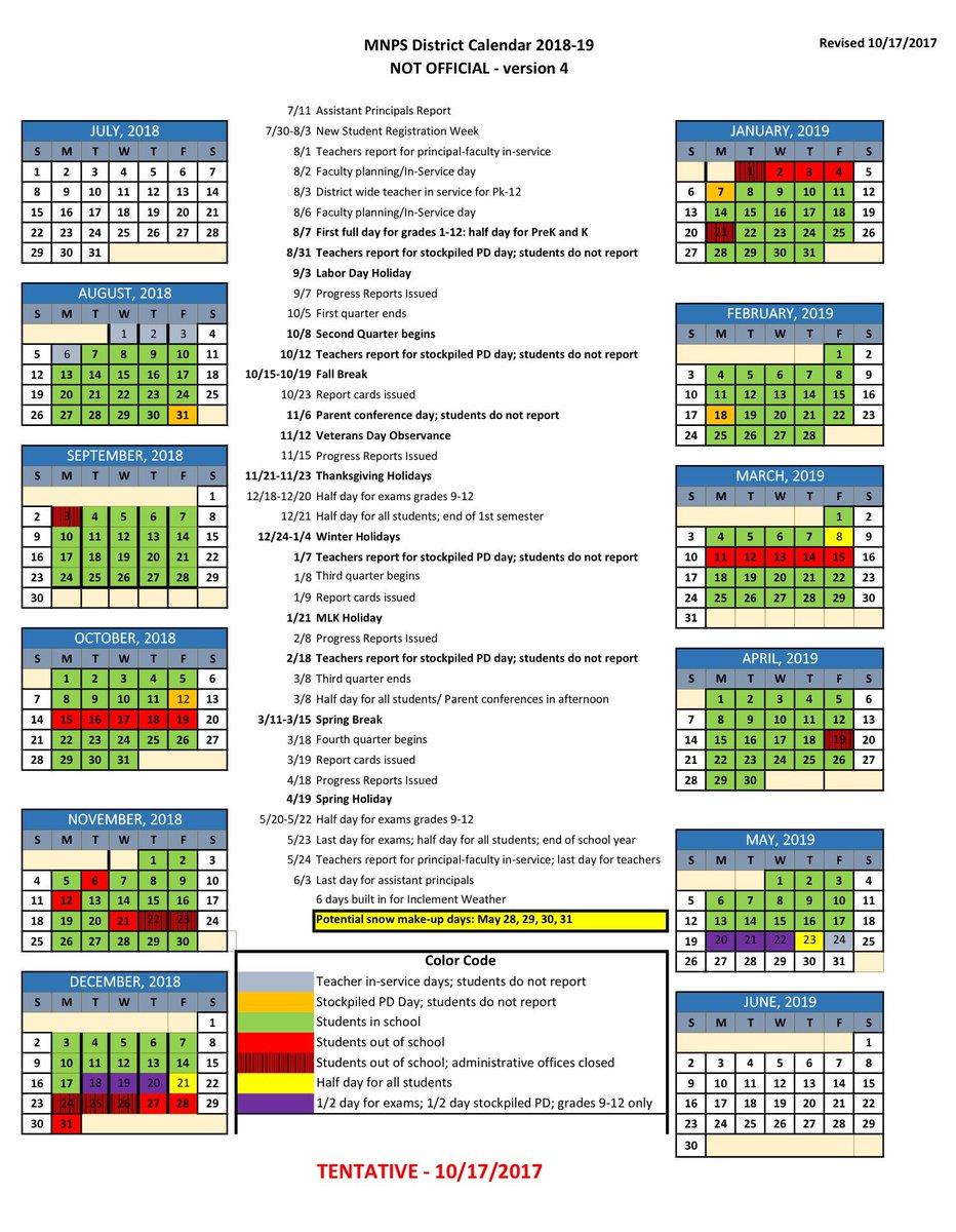 Images of Mnps 2021 Calendar