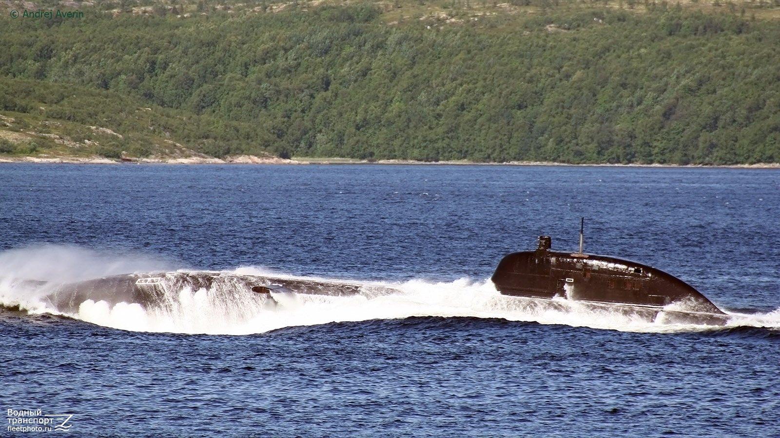Russian Nuclear Submarine Force: Discussion - Page 11 DM74nTXWkAEhHXR