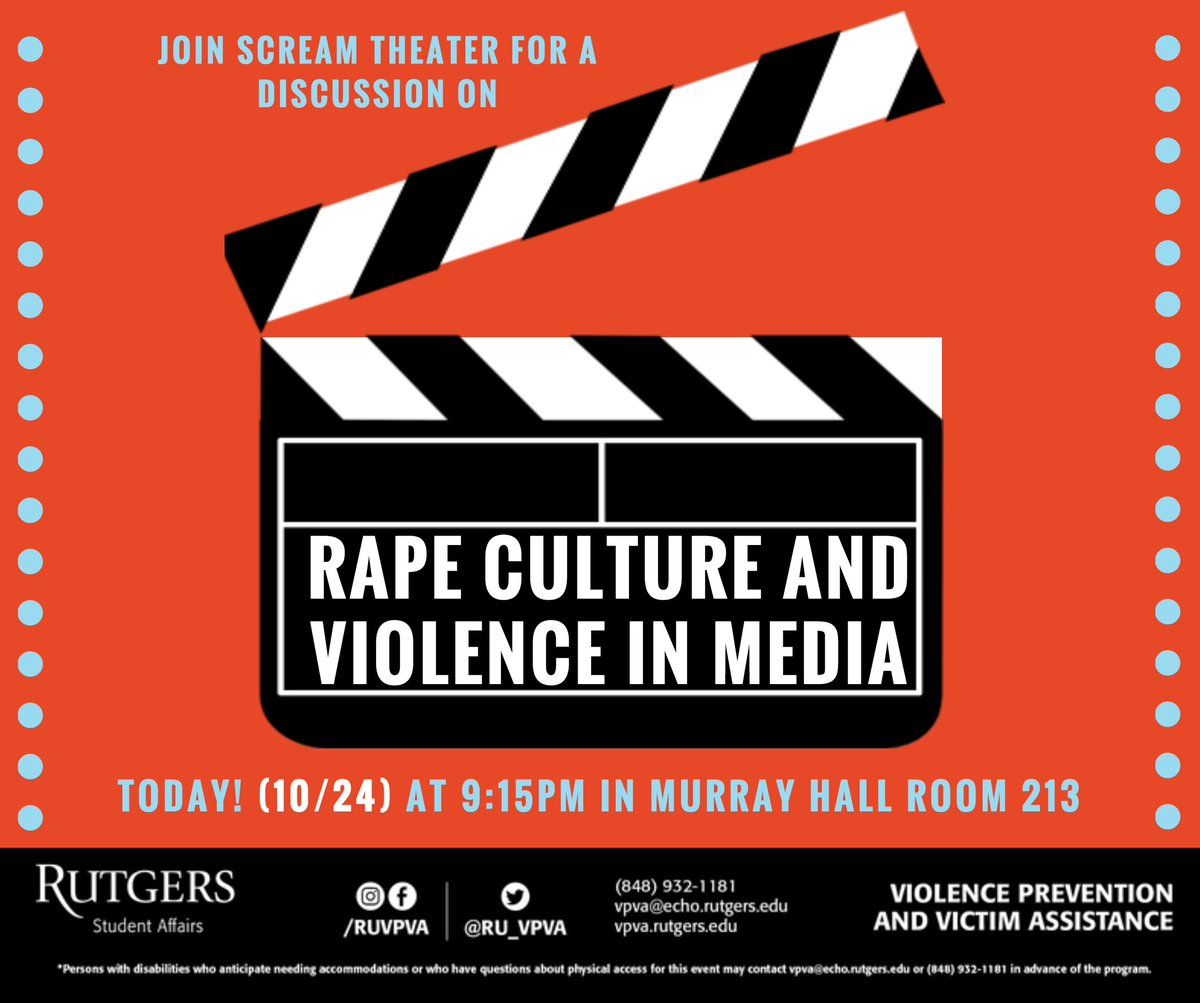 rape culture in the media Rape culture, victim blaming, and the facts what is rape culture rape culture is an environment in which rape is prevalent and in which sexual violence is normalized and excused in the media and popular culture.