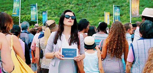 Happy birthday, Katie McGrath! Hope your day is as memorable as your death scene in JW
