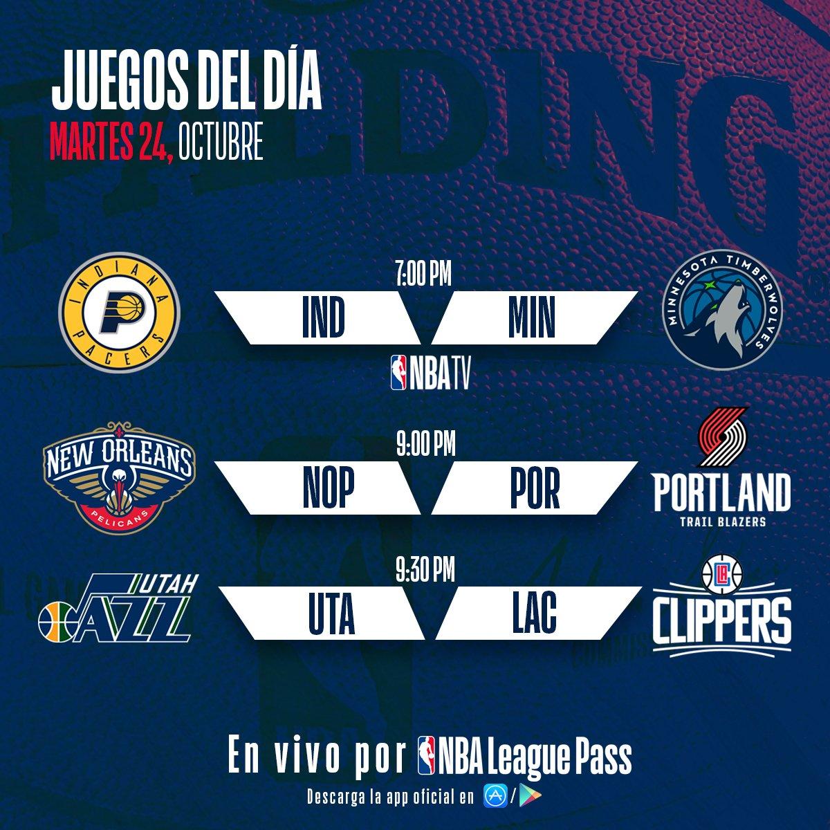 a544fd36769dc NBA MÉXICO on Twitter