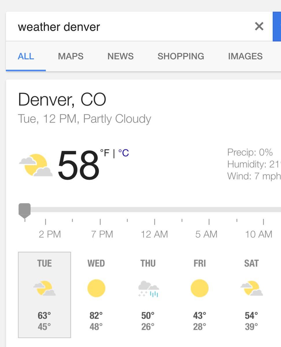 Denver Weather : Latest News, Breaking News Headlines