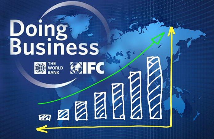 Україна піднялась у рейтингу Doing Business