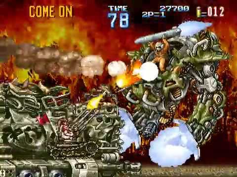 Nostalgia Troy On Twitter Arcade Gotd Is An Amaazing Metal Slug Clone That Might Be Even Better 9 10 Retrogaming Mame Gunforce Ii 1994 Irem Https T Co Bciwgv9shs