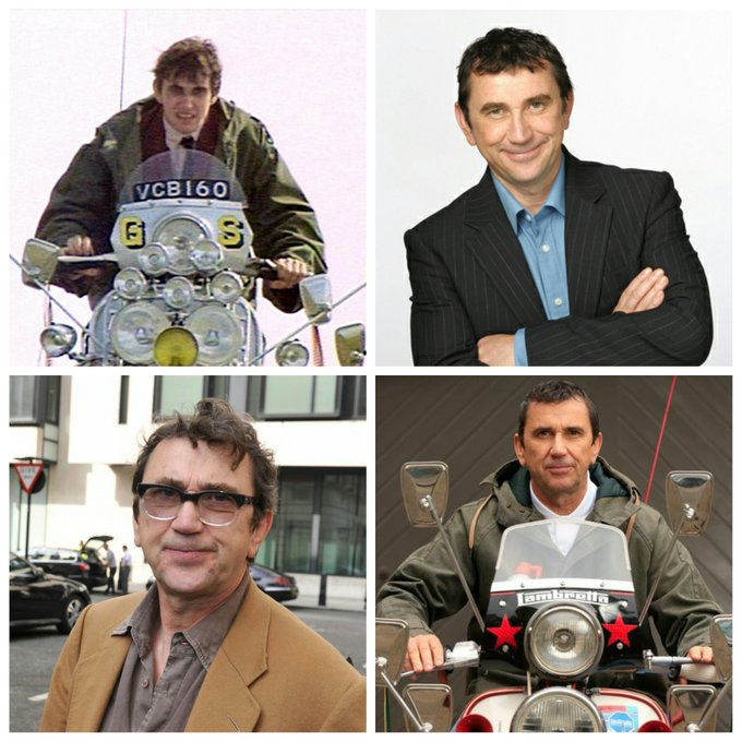 Phil Daniels is 59 today, Happy Birthday Phil