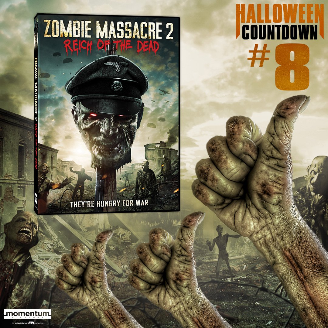Momentum Pictures On Twitter 8 On Our List Is A Hit With 3 4 Zombies Watch All The Blood Gore War In Zombie