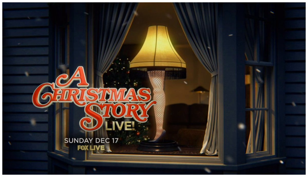 baseball by bsmile on twitter a christmas story live coming in december on fox interesting time for a trip to imdb httpstco1vscc7mbha - Christmas Story Imdb