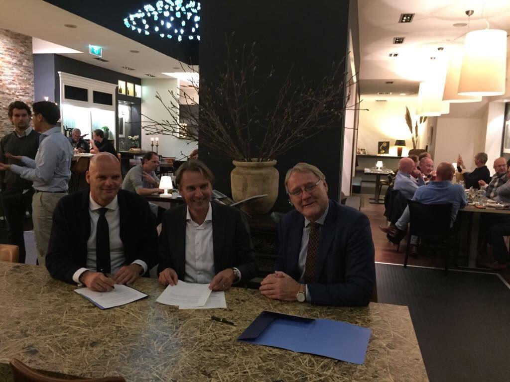 VNO-NCW MKB Noord en Univé sluiten kennispartnerschap voor de komende drie jaar en gaan samenwerken op het thema 'leefbaarheid' https://t.co/TP9qLfVLpP