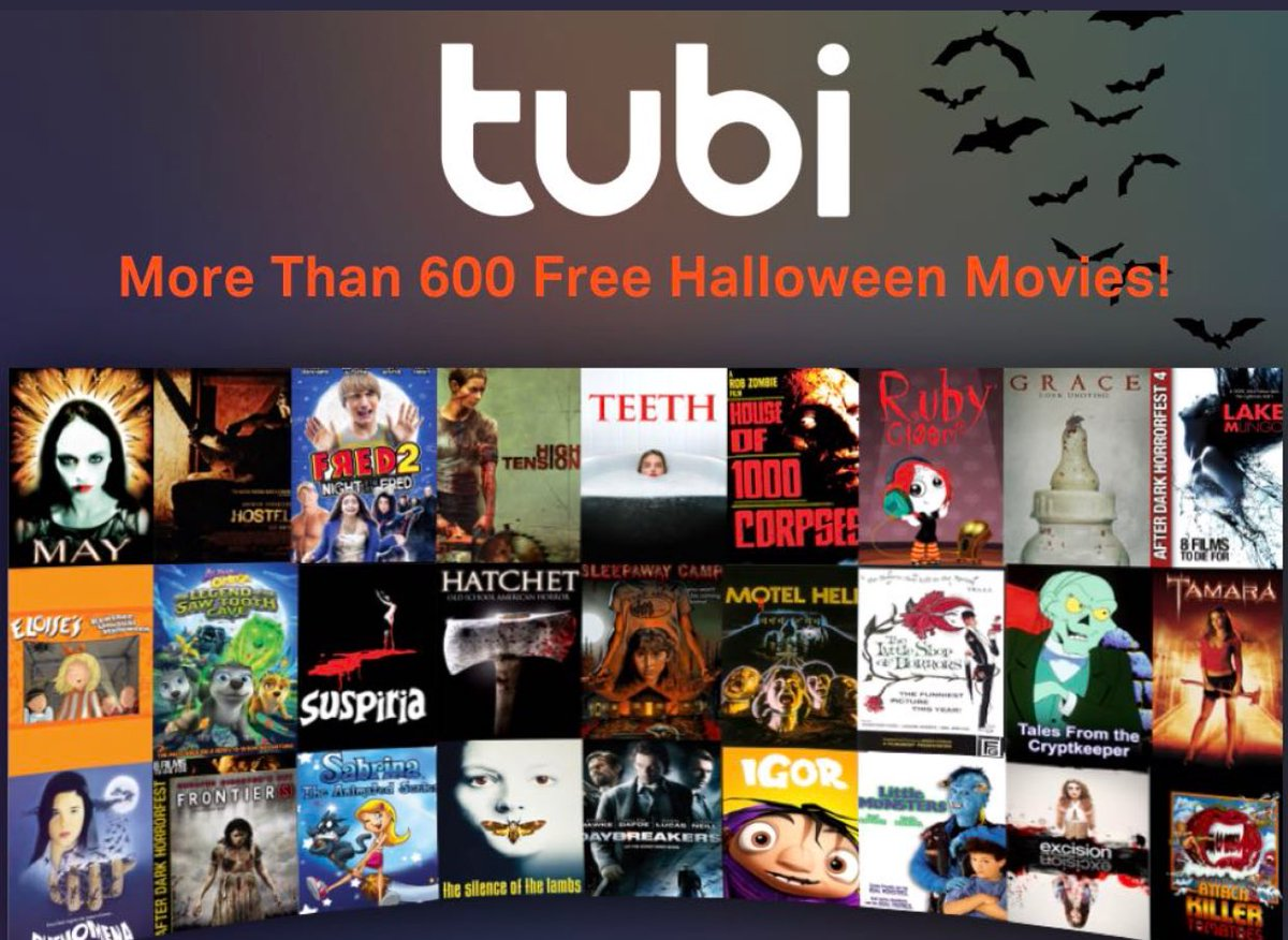12 nights of horror on twitter free classic horror movies for the halloween horrorfest watch the terror on tubitv 247 with the clivebarker 1990