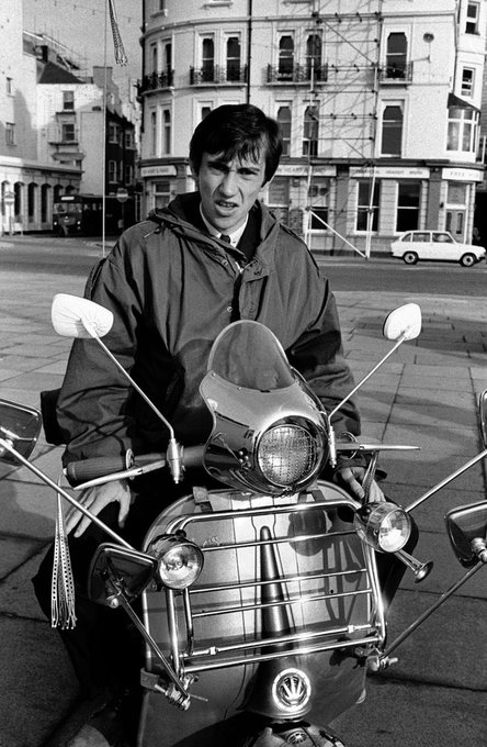 Happy Birthday Jimmy Cooper !   Phil Daniels, born on this day in 1958.