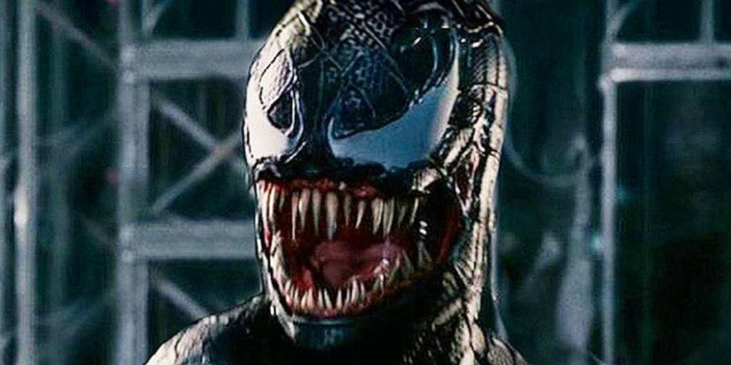 First look at Tom Hardy on the set of Spider-Man spin-off #Venom https://t.co/gOPIxEAPVH