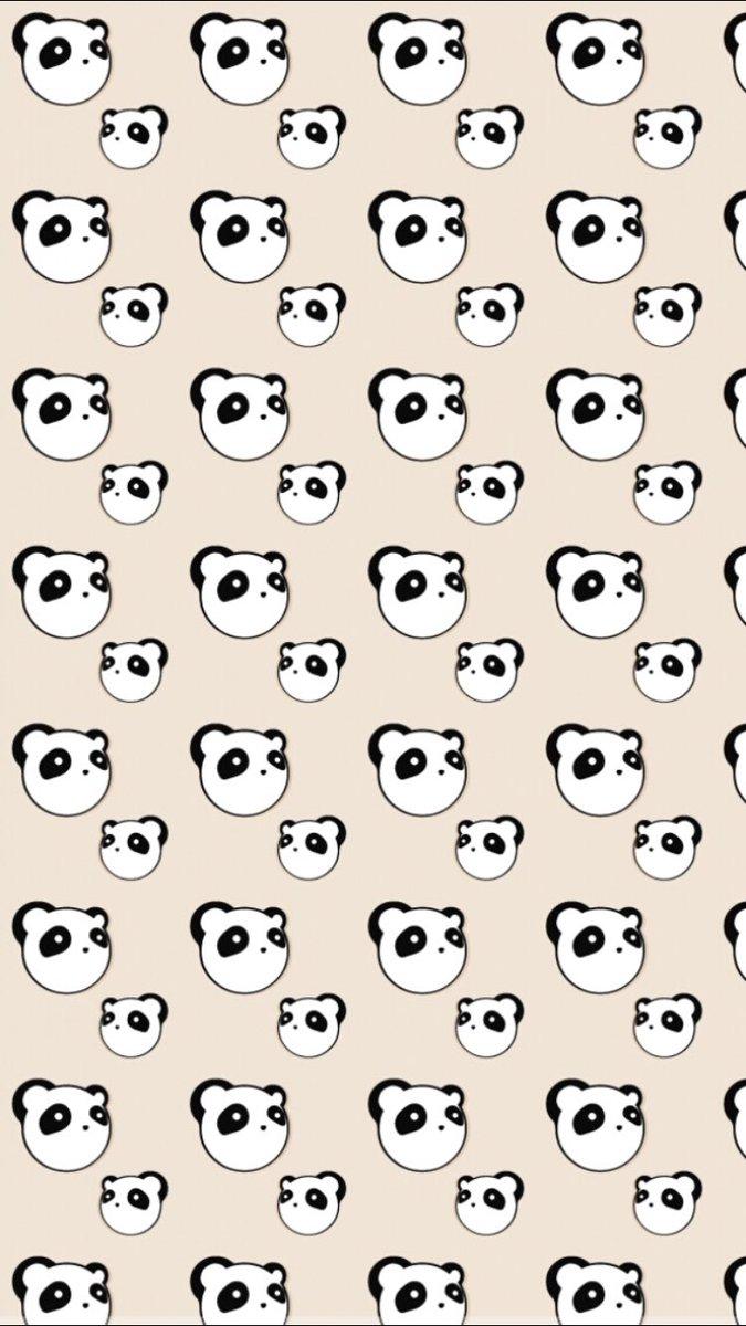 Cocoppa On Twitter Cute Panda Panda Black White Lovely Night