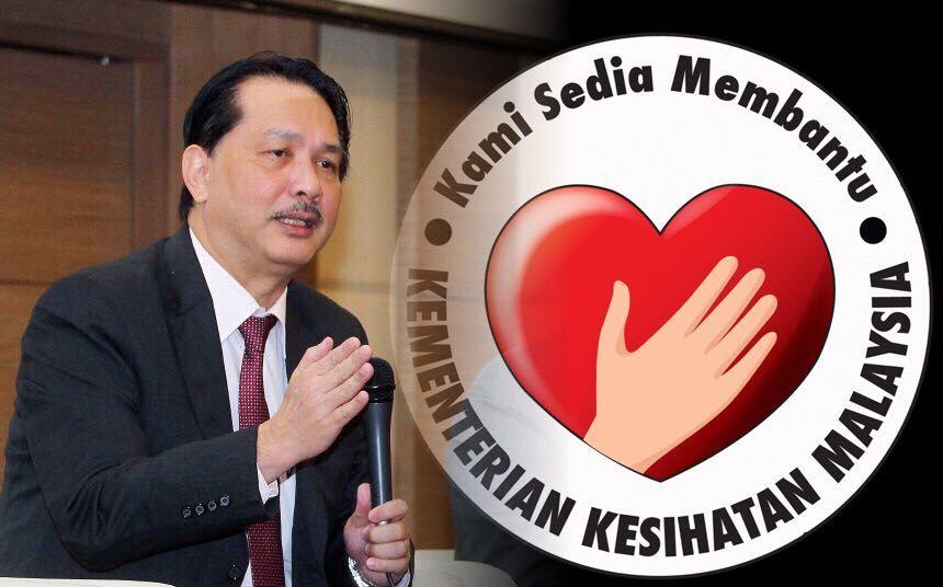 Blog Ketua Pengarah kesihatan Malaysia