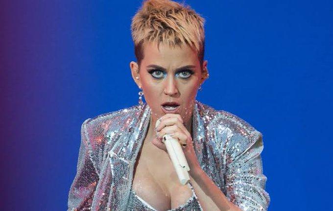Happy birthday to you Katy Perry