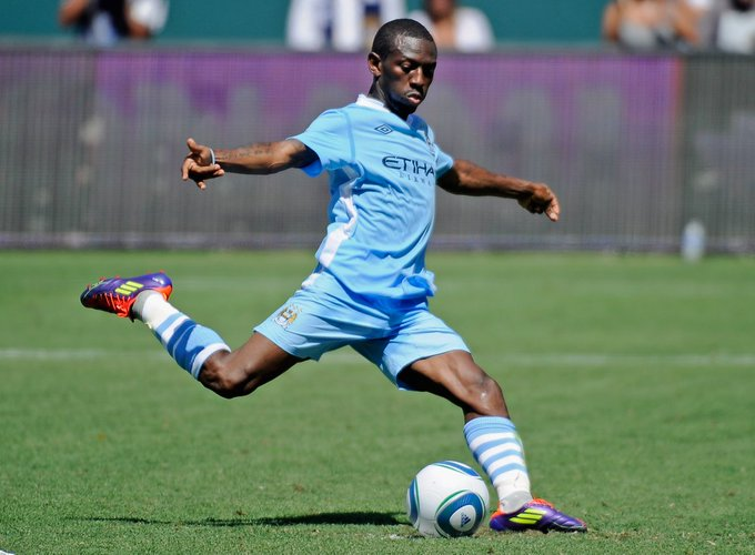 Happy 35th birthday to former City player Shaun Wright-Phillips
