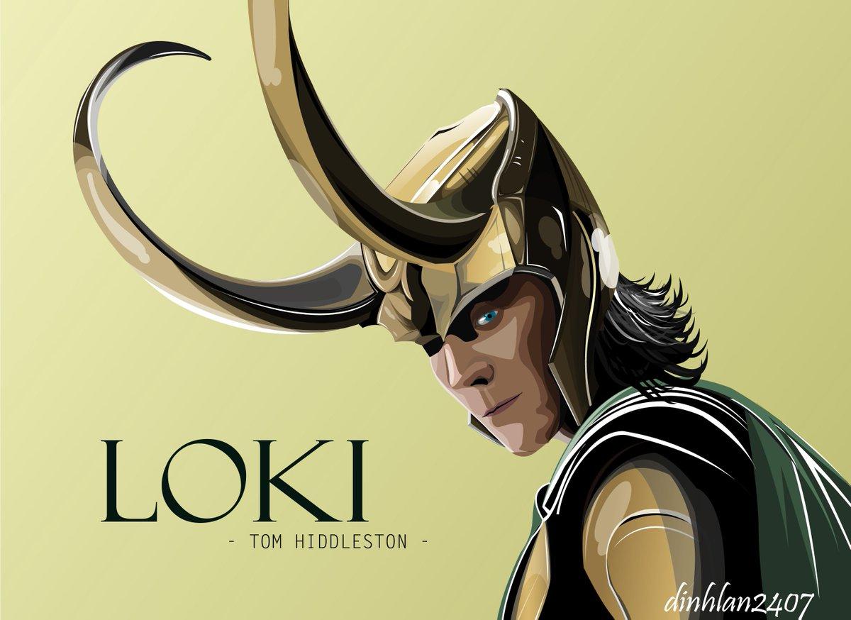 Lokifanart Hashtag On Twitter