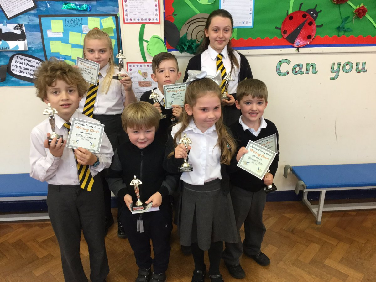 Congratulations to our amazing @RomileyPS Writing Oscar winners! So proud of these talented pupils. 📝🏆📝🏆📝🏆📝🏆📝🏆📝🏆📝🏆📝🏆📝🏆📝