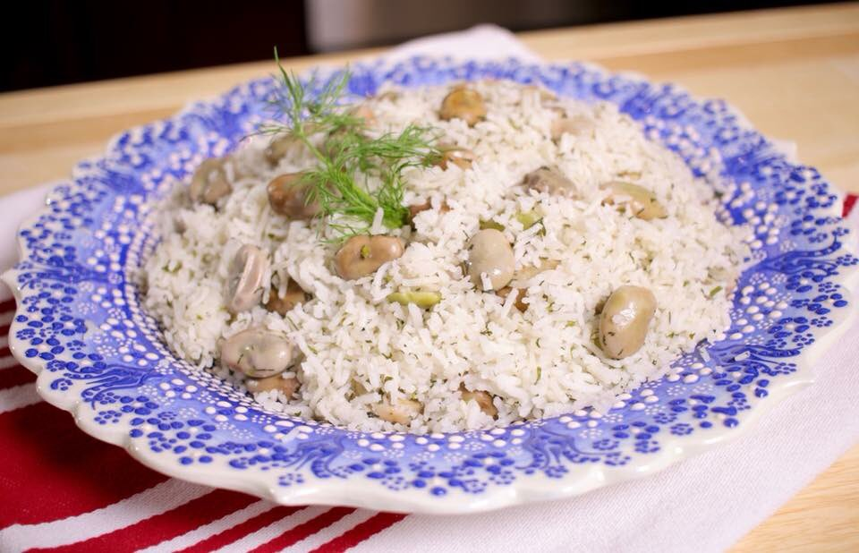 Learn How to make Fava Bean &amp; Dill Rice with Assyrian Dishes! #rice #bean #dill #favabean Watch  https:// youtu.be/wQryzFUZGSE  &nbsp;  <br>http://pic.twitter.com/AzqkPEB9TE