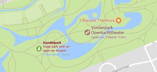 Martin Cleaver FBPE on Twitter Vondelpark 47