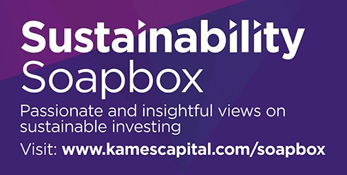 It's Good Money Week. #ResponsibleInvesting is important; we regularly hop on our #sustainability soapbox ...  http:// kames.com/x8MN  &nbsp;   #GMW17<br>http://pic.twitter.com/Wm2gmI7eHc