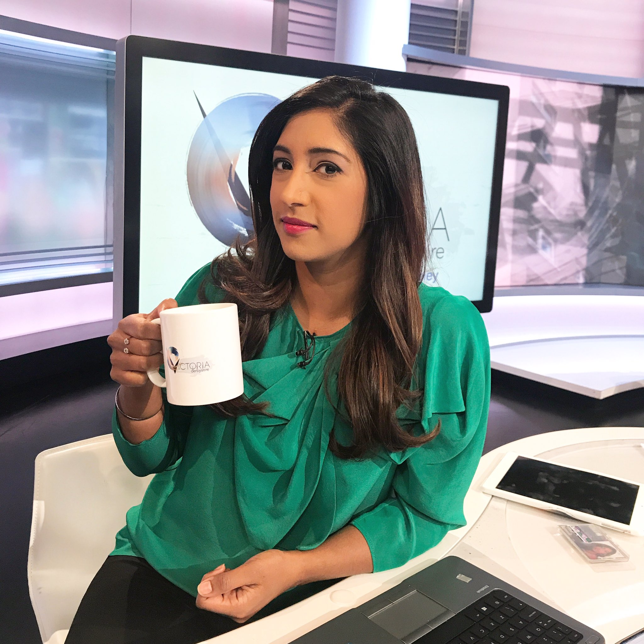 Just the one mug @VictoriaLIVE today. But will there be more? Find out from 9am @BBCTwo and @bbcnews channel. https://t.co/UqVnUgaqOS