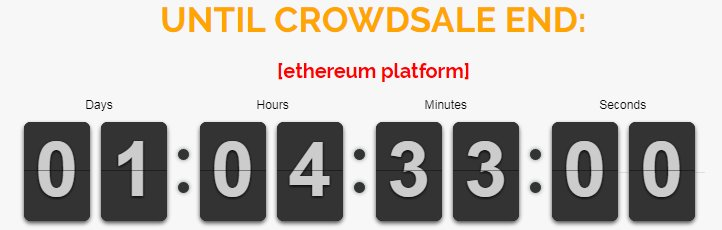 Until the end of #CROWDSALE remained 1 Day. Details here  https:// estate-coin.com  &nbsp;   #EstateCoin #ICO #ICOs #investment #realestate #mining #btc<br>http://pic.twitter.com/rmZ9sx6ZWy