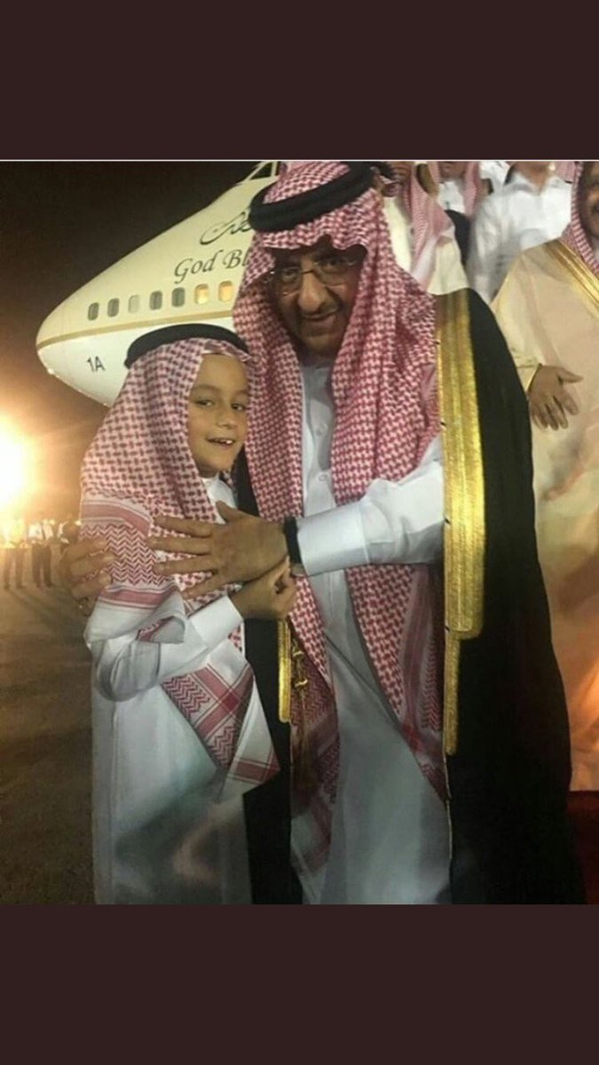 وصول صاحب السمو الملكي الأمير #محمد_بن_نايف إلى الرياض ،، الحمدلله على...