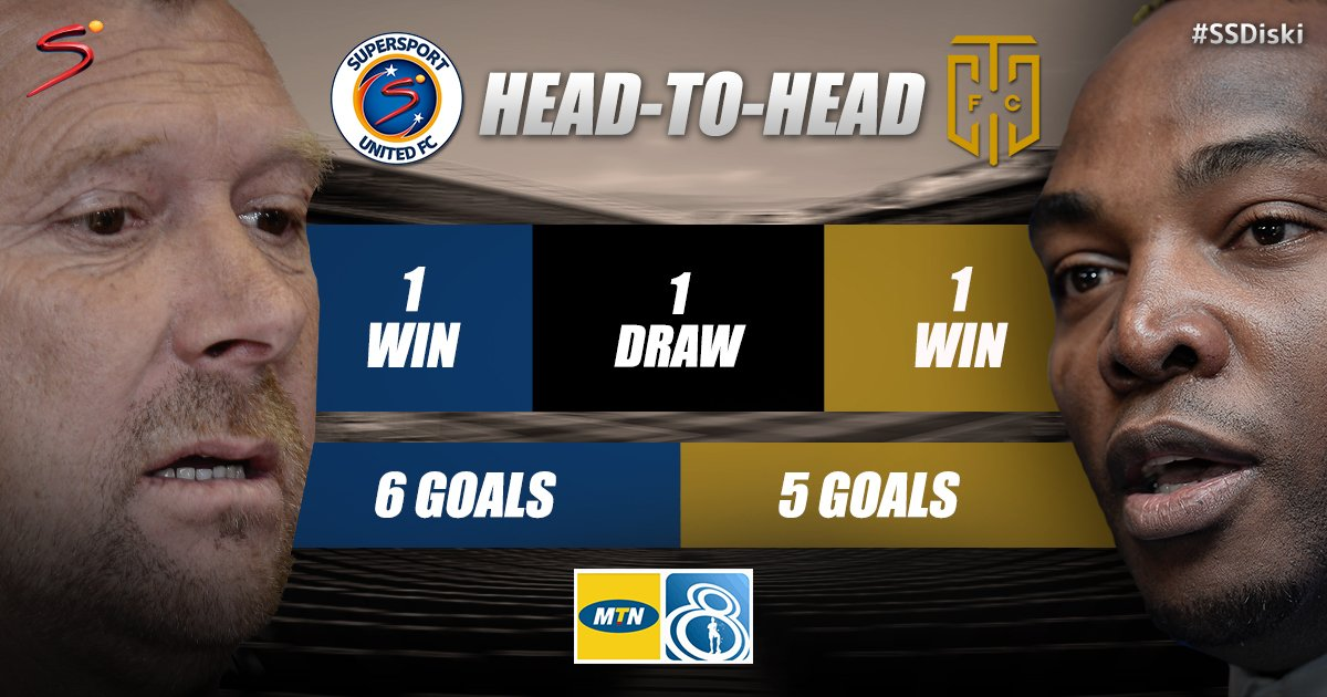 These teams met in the #TKO final last season. Eric Tinkler was the Cape Town City coach and they won 2-1. Who will prevail tomorrow? #MTN8<br>http://pic.twitter.com/2ti94H9Qdf