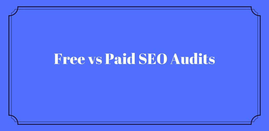 Thanks @Seomatortool &gt;&gt; Expert Roundup: Free vs Paid SEO Audits  http:// bit.ly/2xHVZW3  &nbsp;   #SEO #SEOaudit <br>http://pic.twitter.com/n8UdTDMLU9