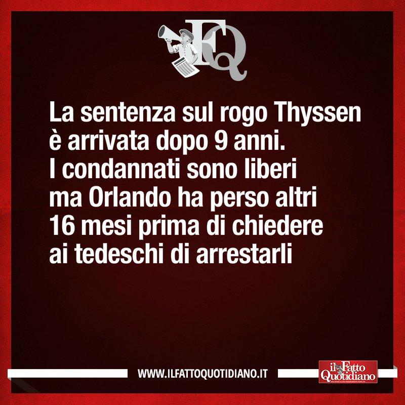 LA FRASE DI OGGI #AndreaOrlando #FattoQu...
