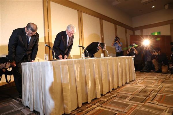 #神戸製鋼、「不正はない」と説明していた特殊鋼など9製品でも不正判明 sankei.com/econ…