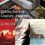 Fantastic news for our three #SaltireLiterary shortlistees 👏🏼