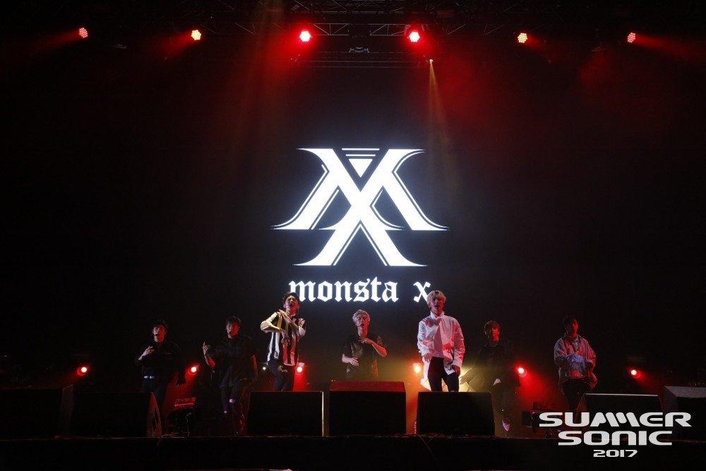 #MONSTA_X  📺メディア出演情報📺  <CS> ■WOWOW『SUMMER SONIC 20…