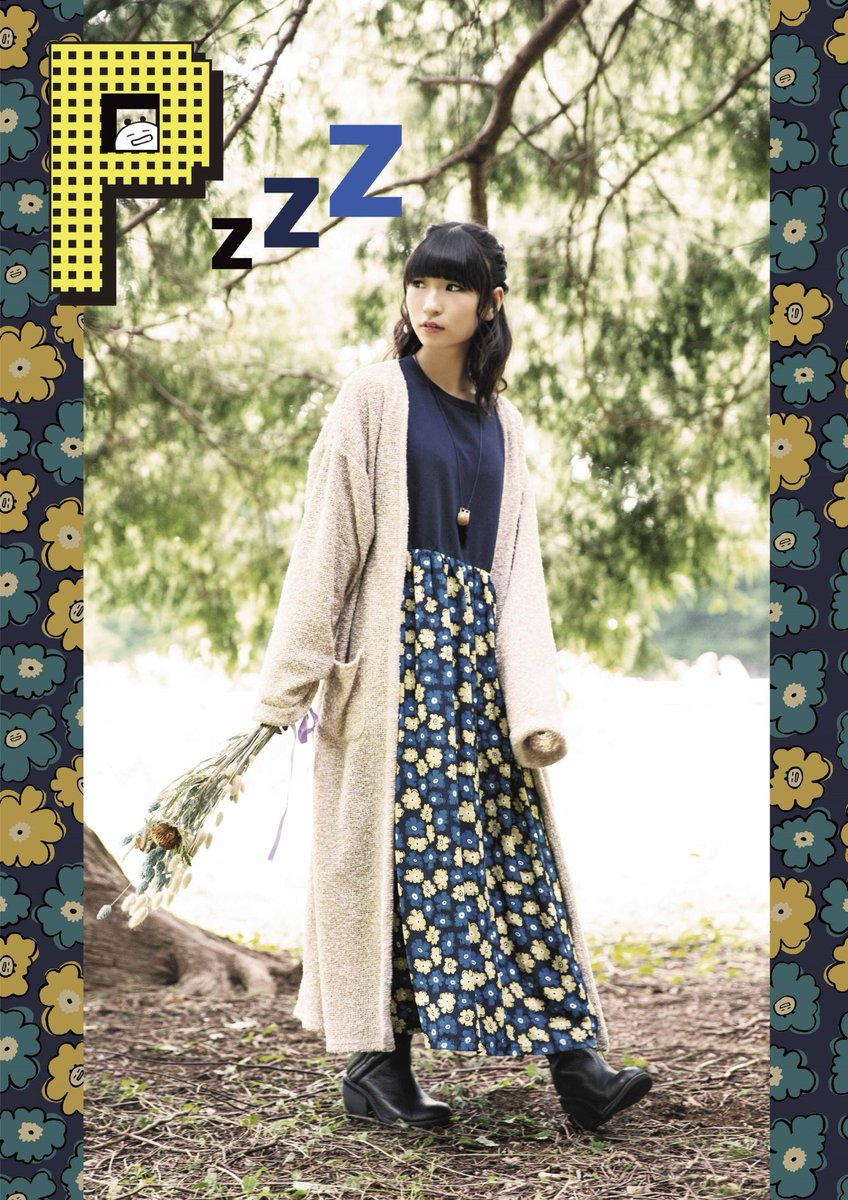 『Pzzz』の2017 AUTUMNコレクションを10/28(土)よりSPINNSの一部店舗及びDE…