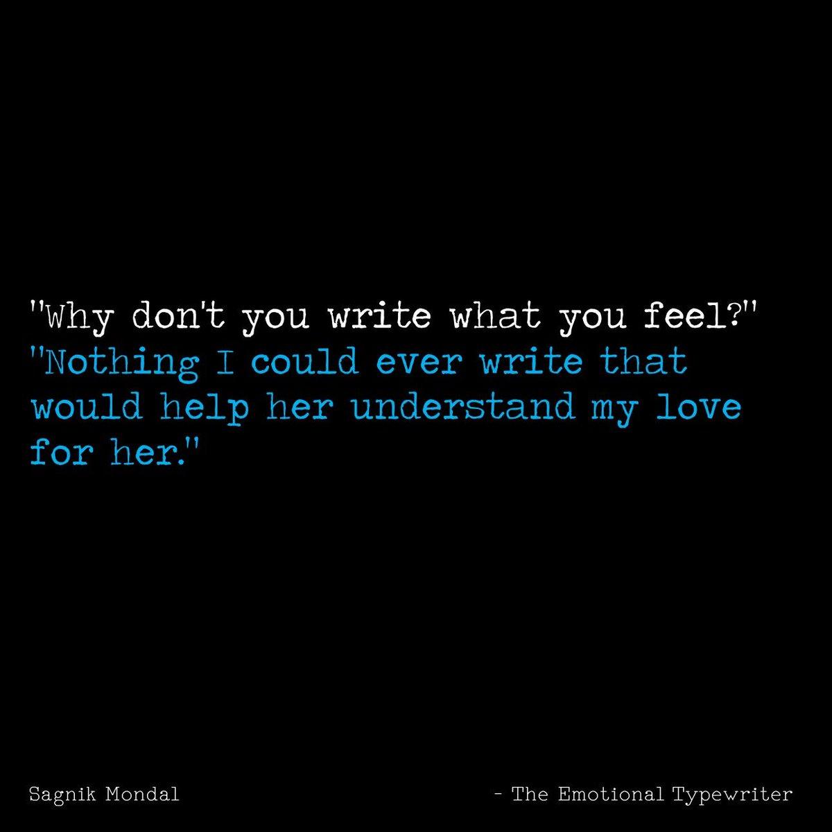 Emotionaltypewriter On Twitter Quotes Tet