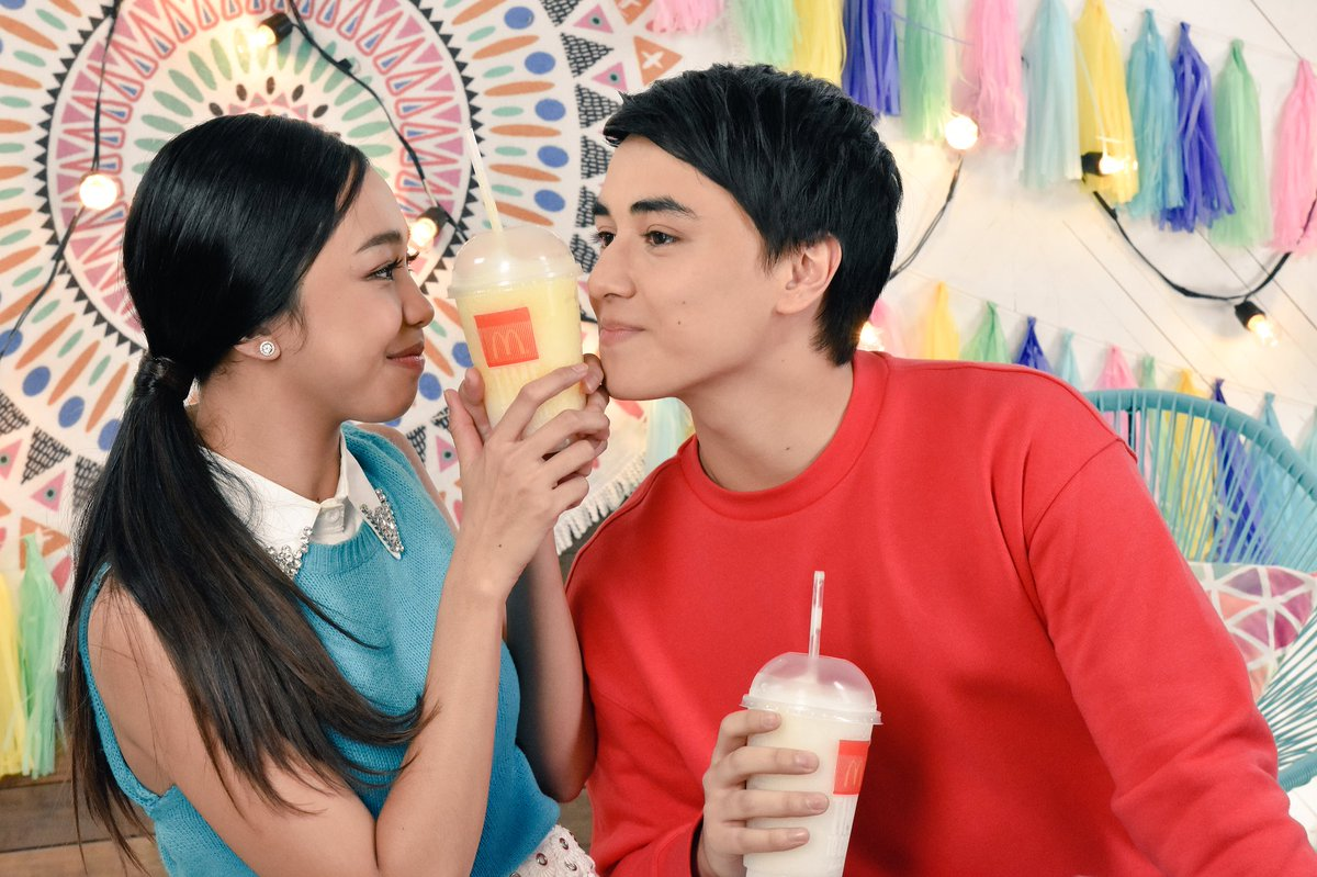 Like MayWard, time to McFreeze those moments with your closest friends. Yasss to FriYAYs!   #FlashbackFriday #WorkAndPlay bts <br>http://pic.twitter.com/kxkKEWP6rO