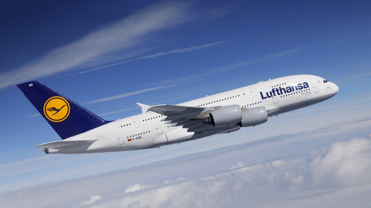 @lufthansa #airtravel