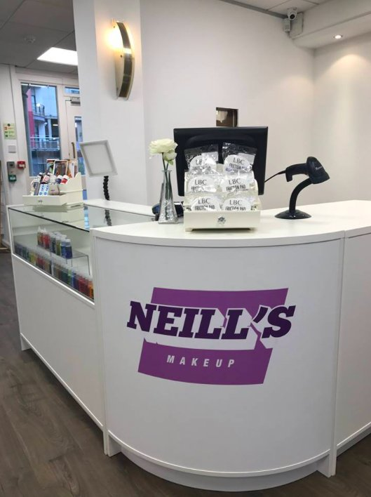 Proudly announcing the opening of our new #shop in #Cardiff: NEILL&#39;S MAKEUP at 26-28 Churchill Way - professional #makeup &amp; #SFX supplies! <br>http://pic.twitter.com/abNDiE5UZt