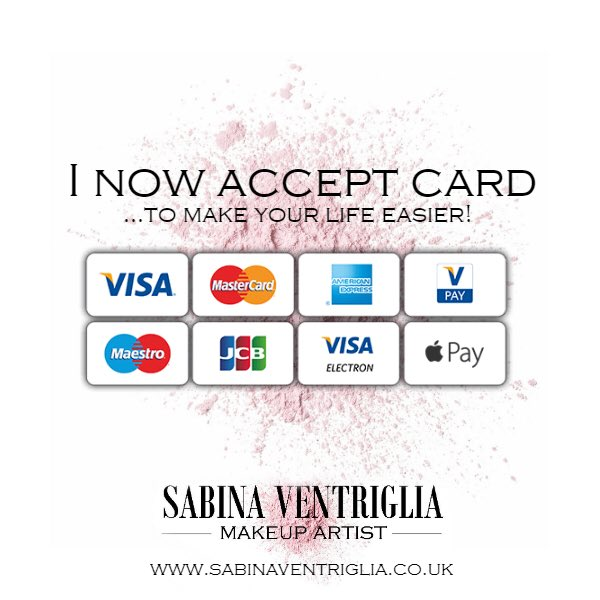 I now accept Card Payments to make your life easier on the day of your booking! #CardPayments #EasyLife #MakeupArtist #Freelance #Bridal<br>http://pic.twitter.com/g7GqjrCXkz