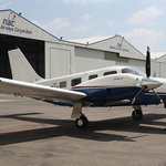 #PiperSenecaV For Sale. South Africa. 2008. TTAF 380. Avidyne Entegra Avionics Suite. #aircraftforsale https://t.co/sz814b5UoR