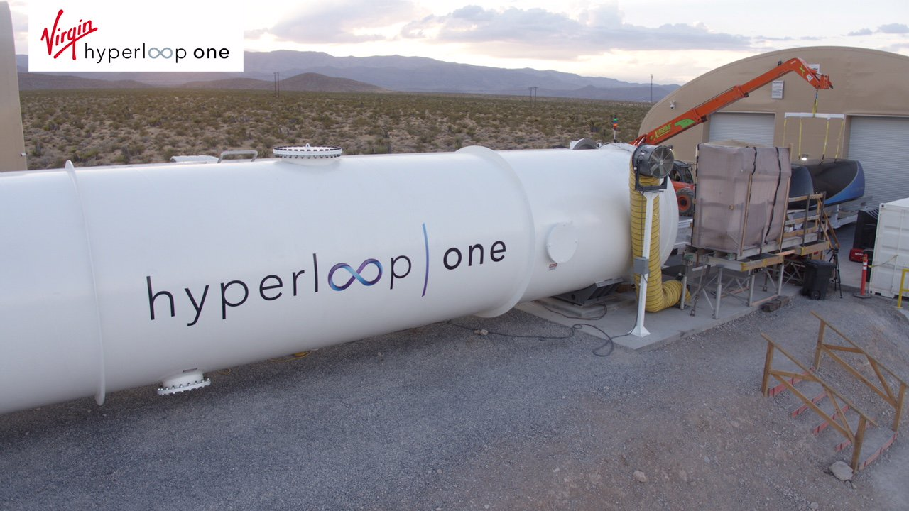 Our next move in innovative transport – introducing @Virgin @HyperloopOne https://t.co/aac70ry2oF https://t.co/KGfyNeGGil