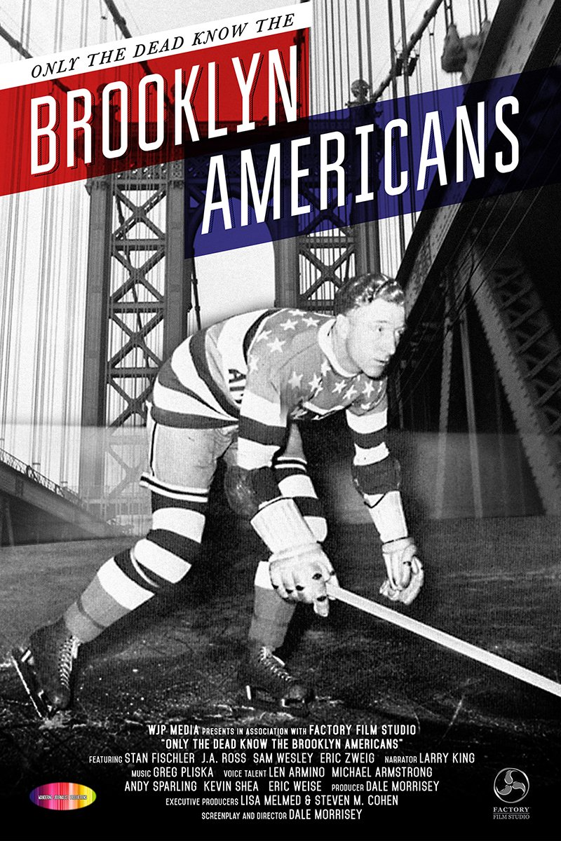 Don&#39;t forget next Monday 8pm @SuperChannel SC2 is the Canadian Premiere of ONLY THE DEAD KNOW THE BROOKLYN AMERICANS #FANDOM #hockey<br>http://pic.twitter.com/fVtUTtb0jT