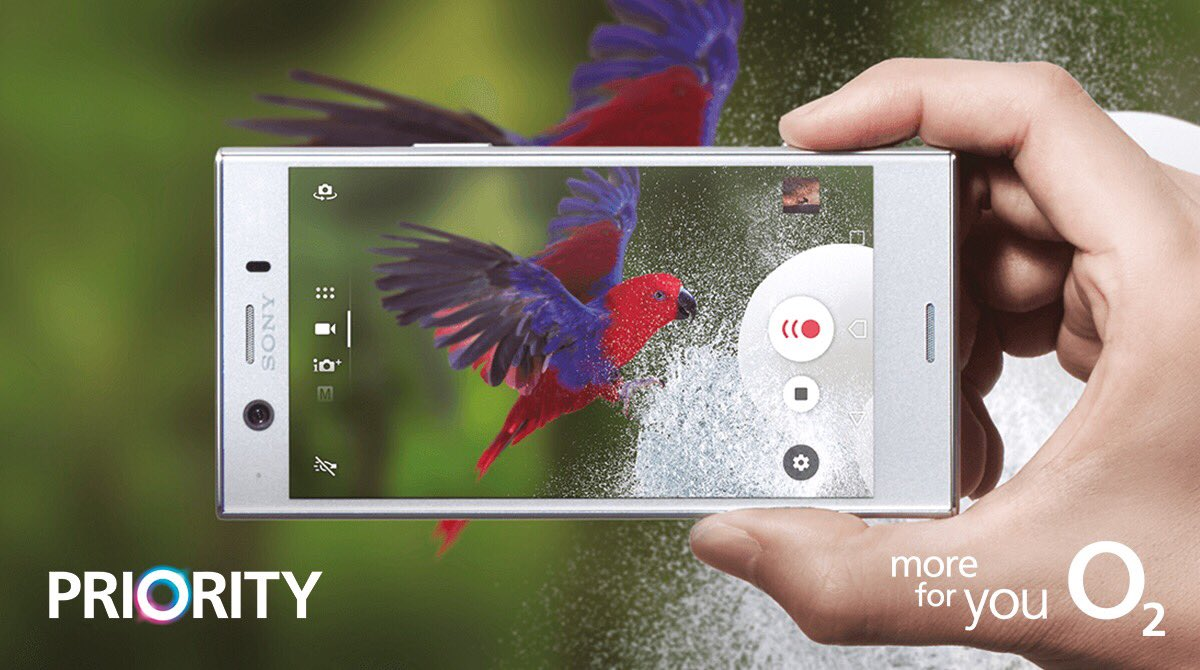 Win the new Xperia XZ1 Compact with our #O2Priority prize draw ➡️ https://t.co/hnkRL2WmG3
