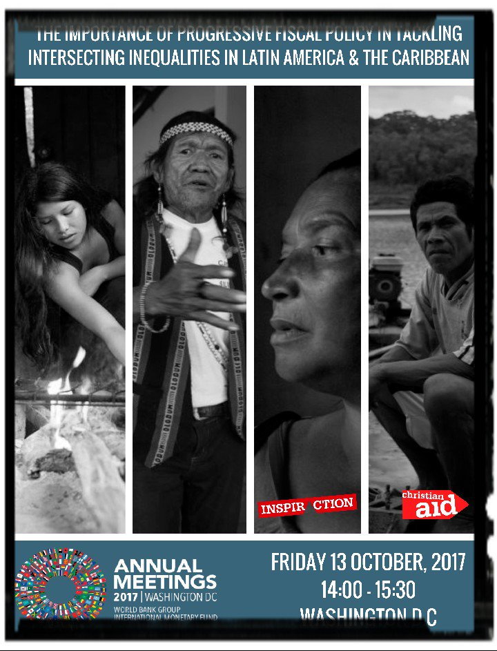Importance of progressive fiscal policies to tackle inequalities in LAC today #amcso17 #fightinequality with @cedlabo @InescOficial<br>http://pic.twitter.com/1bZmvIRBKa