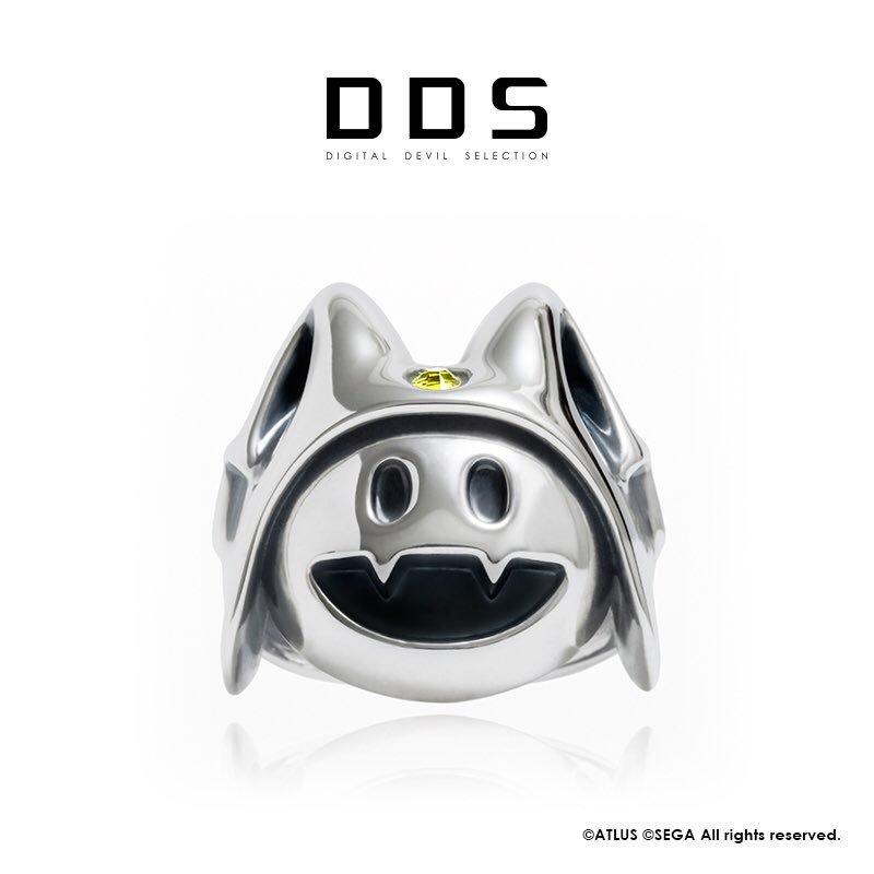 RT>というわけで真・女神転生のブランド『DDS』が始動しました! そして光栄なことにこのブラ…
