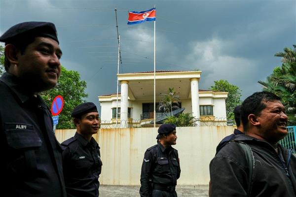 マレーシアが北朝鮮からの輸入停止、大使館も閉鎖へ sankei.com/world/news/171…