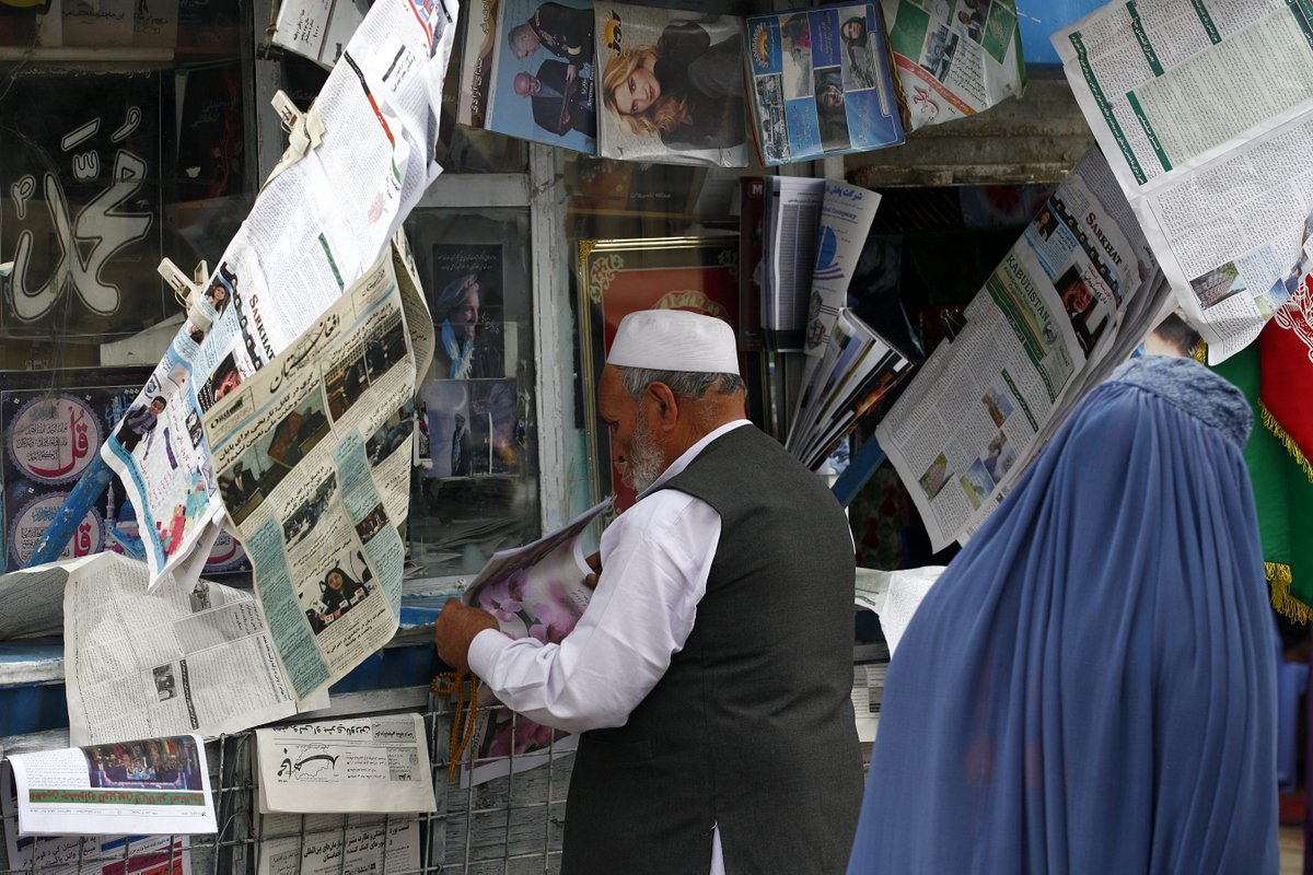 """""""All citizens have the right to access information,"""" says #Afghan law   Via @UNAMAnews #Afghanistan https://t.co/HQ1SBOPh0o"""